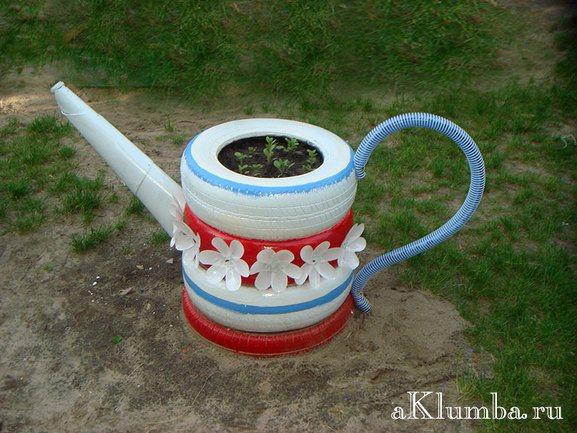 Чайник из покрышек своими руками фото 92