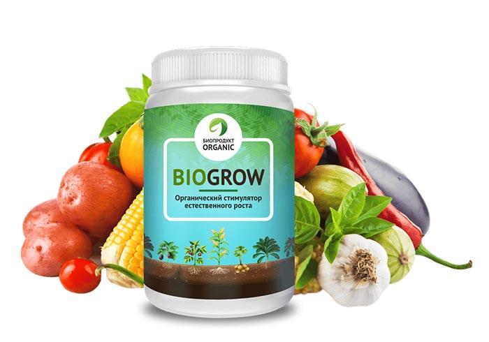 Биоудобрение BioGrow