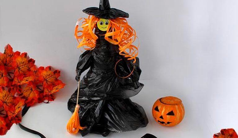 Идеи на Хэллоуин — украшаем сад